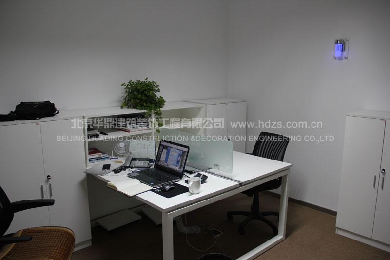 独立办公室实景图