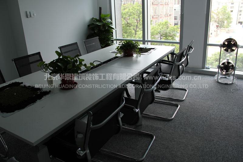 会议室实景照