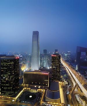 国贸三期大厦