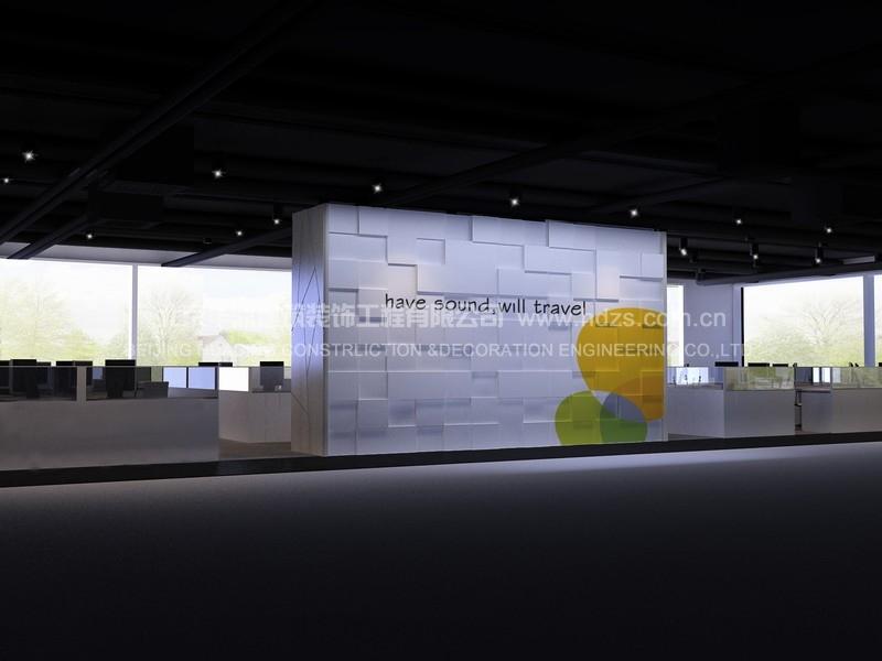 文化墙装修效果图