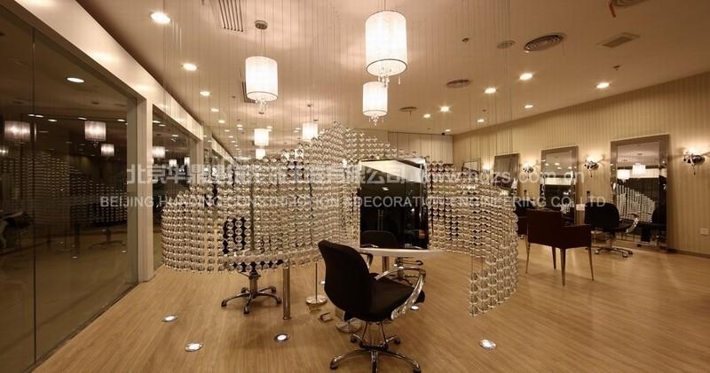 200平米美容美发店装修