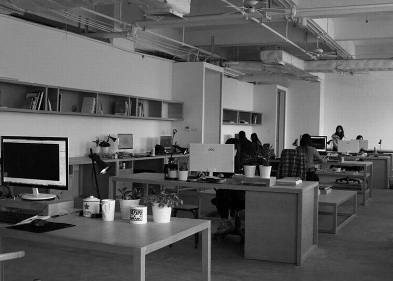 极简主义风格办公室装修
