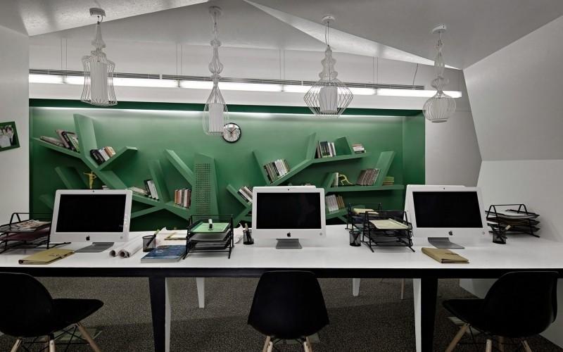创意办公室设计装修