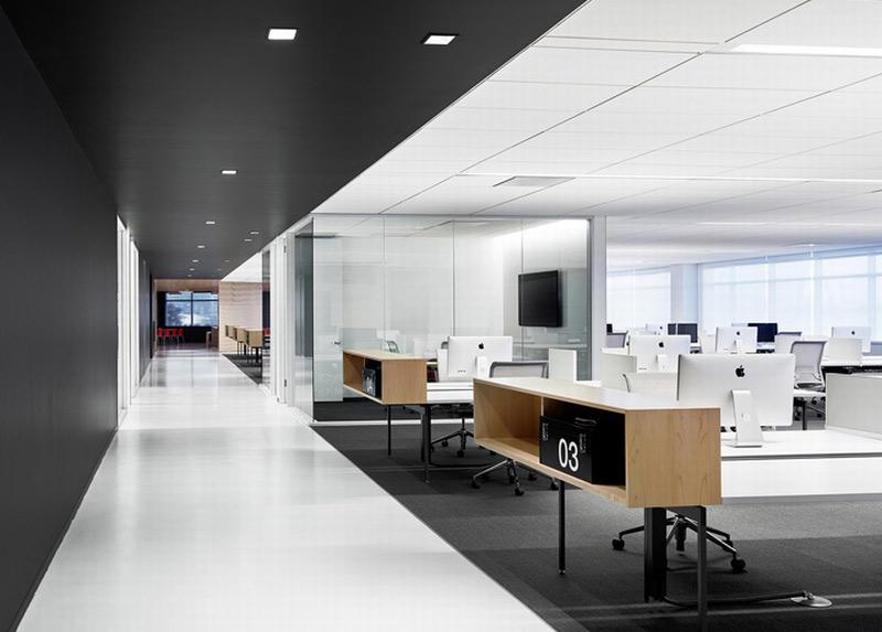 简约风格办公室装修设计