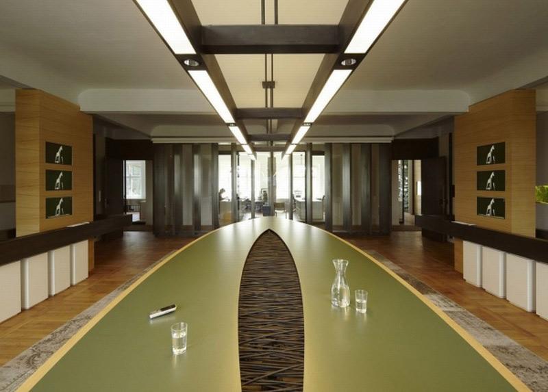 传媒公司办公室装修设计