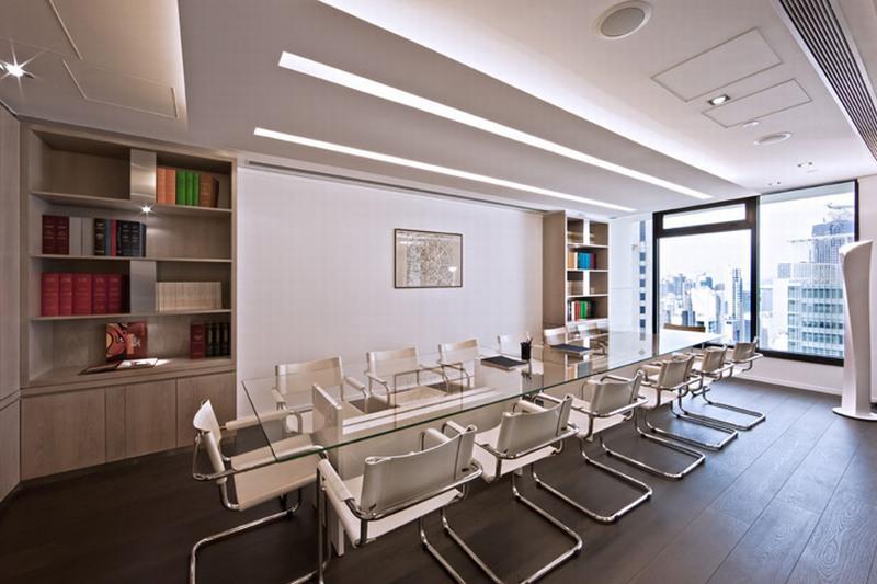 律师事务所办公室装修设计