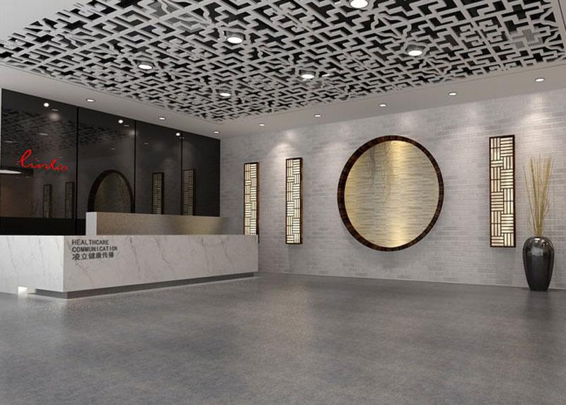 北京凌立广告服务有限公司办公室装修