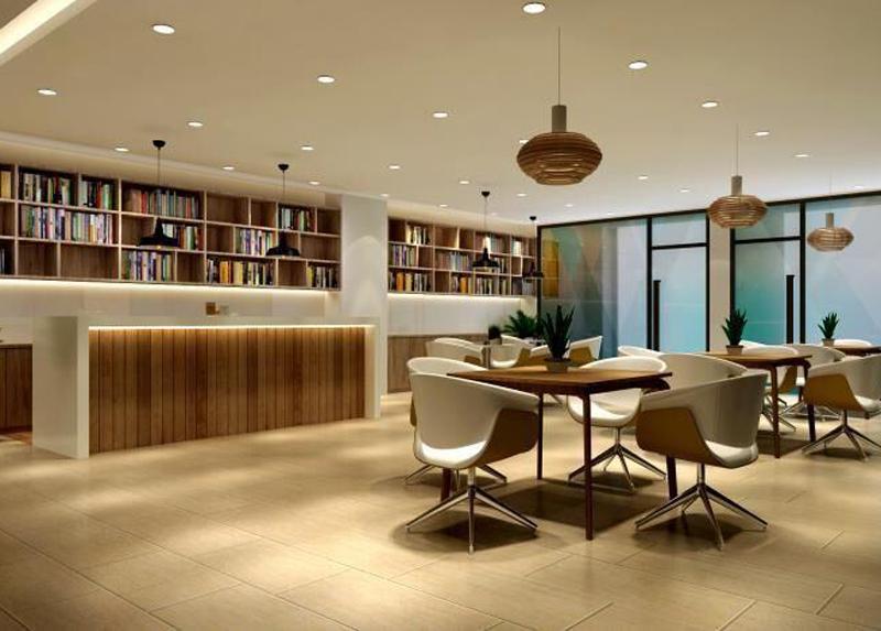 北京仟丰科技有限公司办公室装修